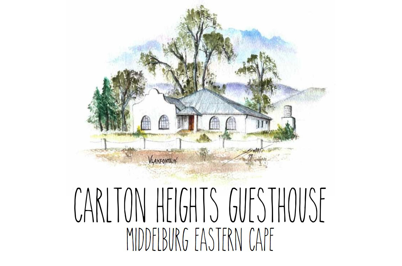 COLOUR LOGO CARLTON HEIGHTS GUESTHOUSE